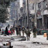 Assad-Regime gewinnt die Schlacht um Aleppo