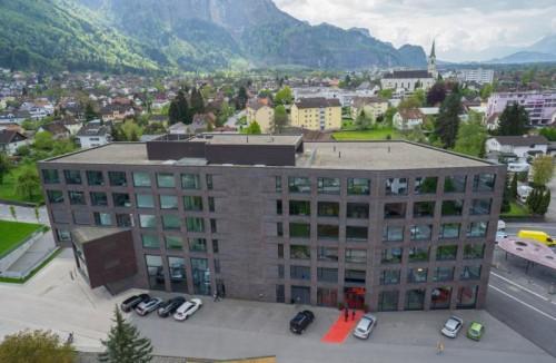 Land erwirbt Anteil von 20 Prozent an jener Gesellschaft, die den Campus V in Dornbirn betreibt. VN/Hartinger