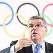 IOC-Boss Bach nimmt auch die Trainer ins Visier