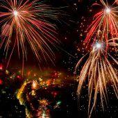 Ohne Feuerwerk