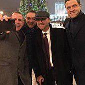 FPÖ-Spitze postet Selfies aus Russland