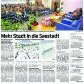 Seestadt-Projekt verdient diesen Namen nicht