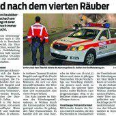 Räuber von Rorschach hat Zweitwohnsitz in Vorarlberg