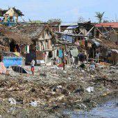Philippinen droht ein Taifun am Wochenende