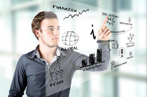 Ein guter Businessplan ist das Um und Auf für den Erfolg eines Unternehmens. Das Gründerservice der Wirtschaftskammer unterstützt dabei. Fotolia
