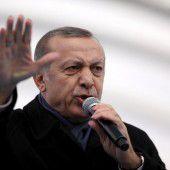 Türkischer Präsident wird zum Gefängnisbauherrn