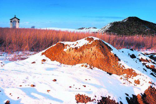 Wer im Winter Aushubarbeiten plant, sollte die Vor- und Nachteile kennen. Foto: Shutterstock