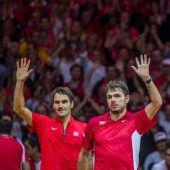 Traumduell und Finale aus Schweizer Sicht
