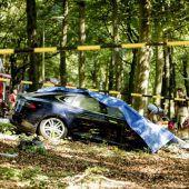 E-Autos nach Unfällen