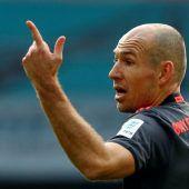 FC Bayern verlängert Vertrag mit Robben