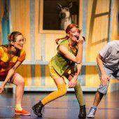 Pippi nochmals im Theater