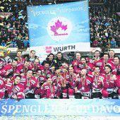 Team Canada holte 90. Spengler Cup mit klarem Sieg gegen Lugano