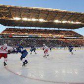 Vanek verlor mit Detroit NHL-Freiluftspiel in Toronto