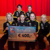 400 Euro für Ma hilft