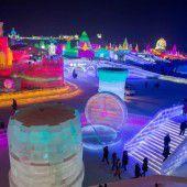 Eis-Festival in Harbin
