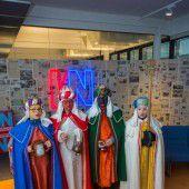 Königlicher Besuch bei den VN