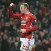 Jetzt ist auch Rooney eine Legende