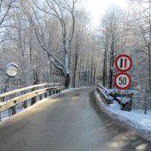 Scheibenbachbrücke wird neu gebaut