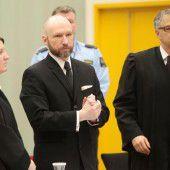 Breivik vor Gericht