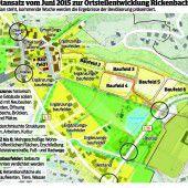 Masterplan für neuen Wolfurter Ortsteil steht