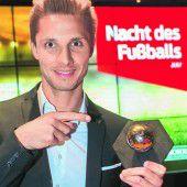 Netzer zu Vorarlbergs Fußballer des Jahres gekürt