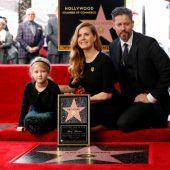 Stern für Amy Adams