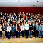 Bludenzer Gymnasiasten ermöglichen 1800 Schulbesuche