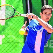 Endspurt um Krone im Ländle-Tennis