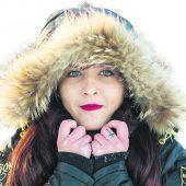 Bei Kälte, Schnee und Frost gehts oft heiß her