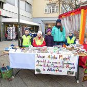 Volksschule Edlach unterstützt Caritas-Projekt