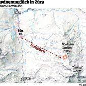 Skifahrer stirbt am Trittkopf