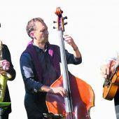 Die Jazzrats spielen heute um 20 Uhr im Kunstforum Montafon