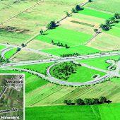 Wichtige Hürde für den Anschluss A-14-Rheintal-Mitte genommen