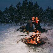 Winterzeit, eine Botschaft an uns