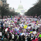 Weltweite Proteste gegen Trump