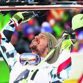 Mit einem Traumlauf zum Kitzbühel-Triumph
