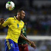 Gabun beim Afrika Cup ausgeschieden