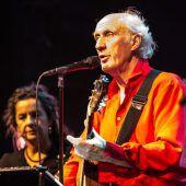 Hermann van Veen auf Tour
