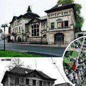 Zweijähriger Baustopp für alte Villa
