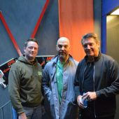 Jazz&: Dave King Trio