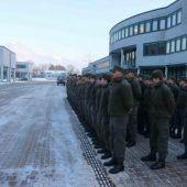 Vorarlberger Soldaten im Grenzeinsatz
