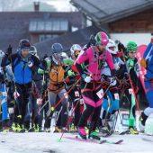 Martini-Niedere-Lauf für Skitouren-Elite und Hobbysportler