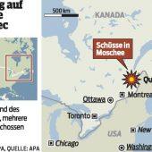 Tote und Verletzte nach Anschlag auf Moschee