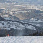 Skifahren auch in Frastanz