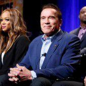 Schwarzenegger tritt in Trumps Fußstapfen