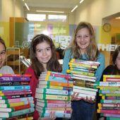 Bücherei-Spielothek: 250 neue Medien
