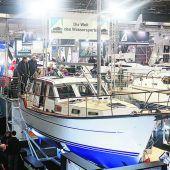 Weltgrößte Bootsmesse ist gestartet