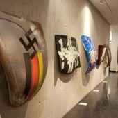 Künstler Flatz ist mit Zensur konfrontiert