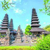 Tempelanlagen besichtigen