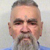 Charles Manson in Spital eingeliefert